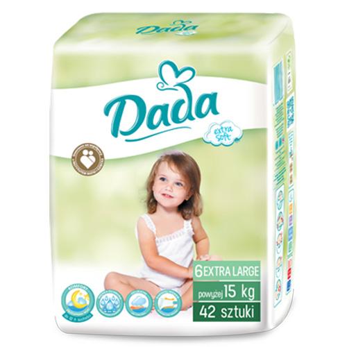 Dada Extra soft 6 EXTRA LARGE