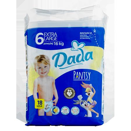 Dada Pantsy 6 EXTRA LARGE